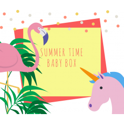 Summer time babybox