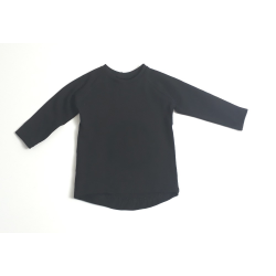 Basic zwart t-shirt