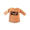 Girls/Boys rule t-shirt