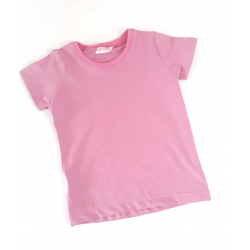 Basic old rose t-shirt