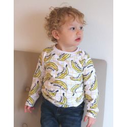 Bananas tshirt / long sleeves
